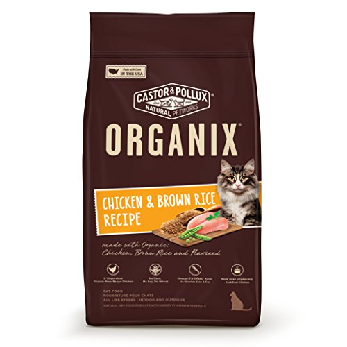 Organix Cat Food