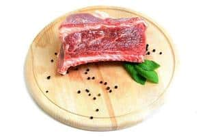 image of a an organic protein meat