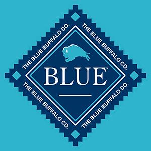 image of the blue buffalo logo