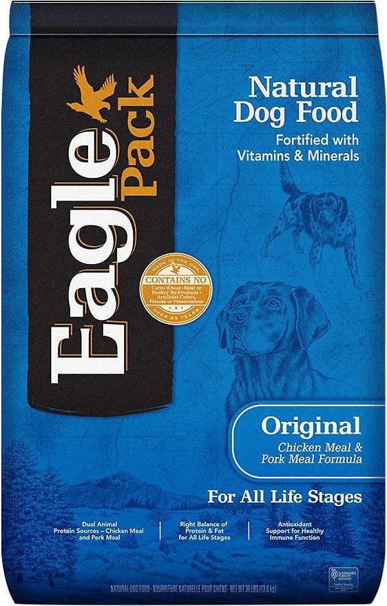 Eagle Pack Dog Food Review [year]: Nutrition In Action 8