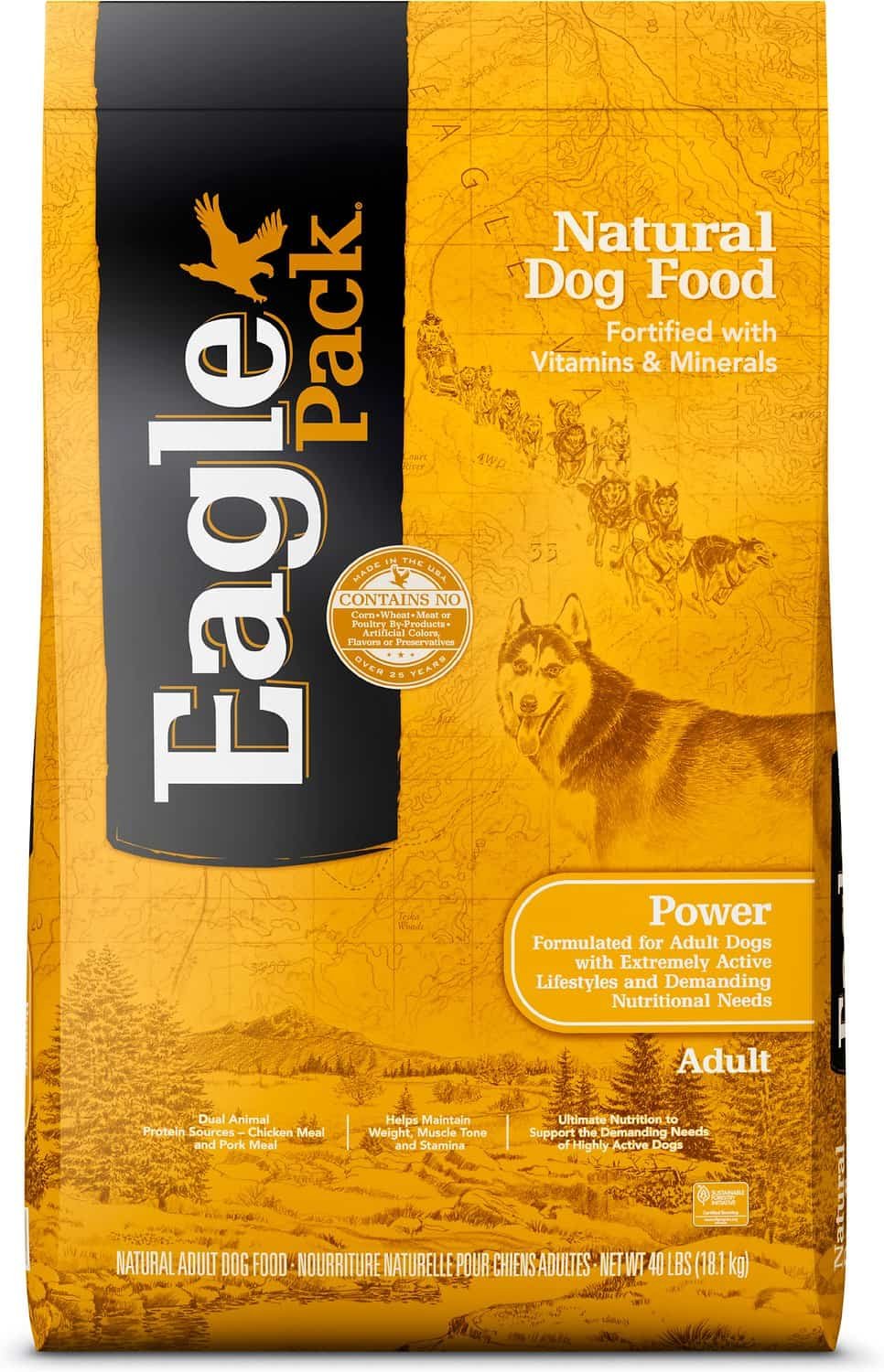 Eagle Pack Dog Food Review 2020: Nutrition In Action 12