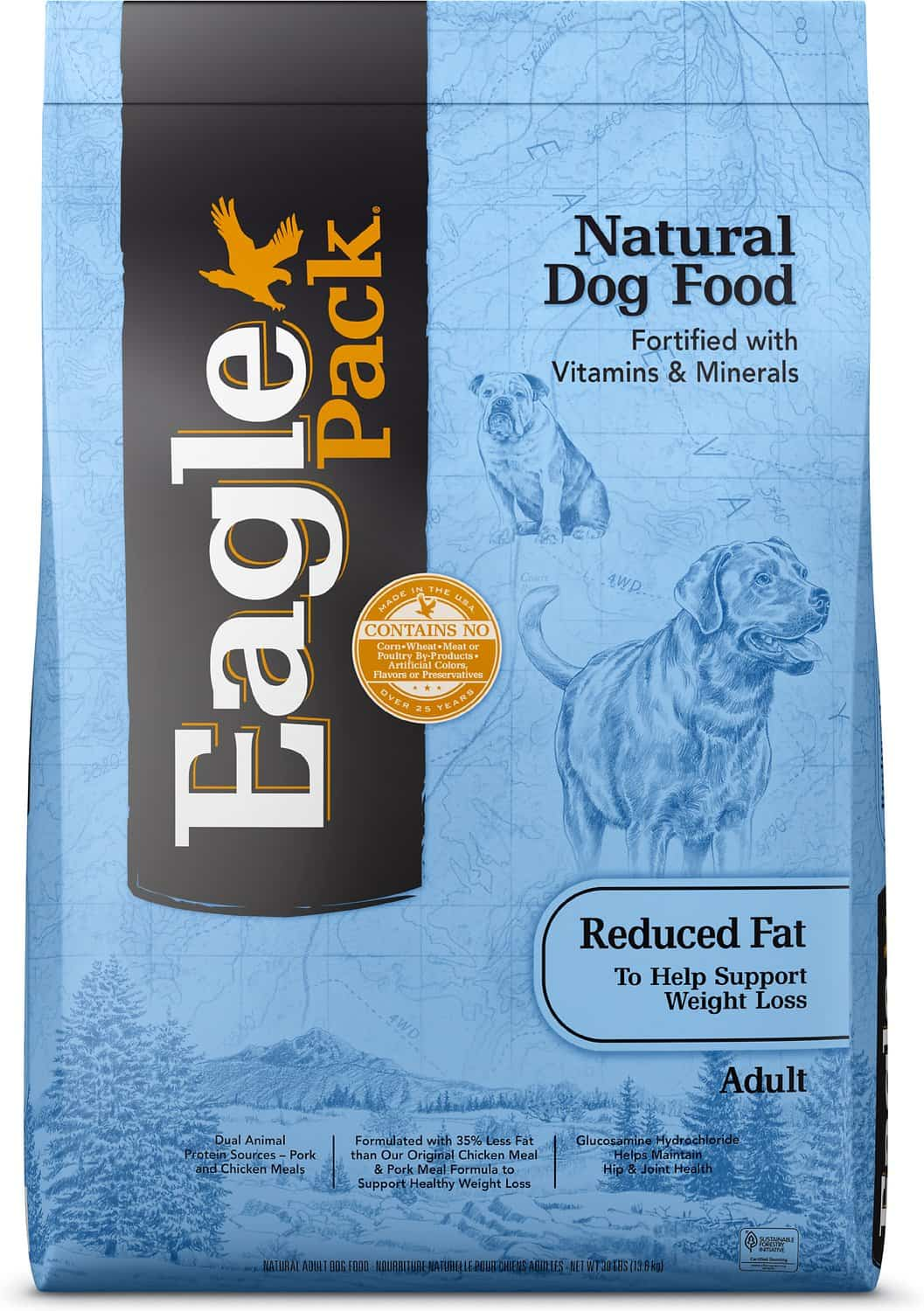 Eagle Pack Dog Food Review 2020: Nutrition In Action 11
